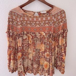 SPELL AND THE GYPSY BLOUSE